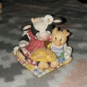 marys mini moo moos Accents - Mary's Minnie Moo Moos